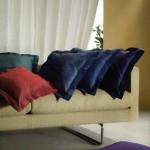 Confezione cuscini e guanciali d'arredamento di ogni tipologia
