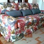 Rifacimento divano in Gobelins moderno